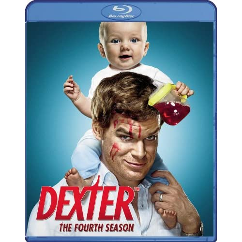 Image 0 of Dexter: Season 4 Blu-Ray On Blu-Ray With Michael C Hall Drama