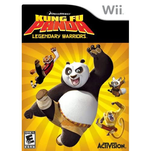 Image 0 of Kung Fu Panda: Legendary Warriors For Wii And Wii U
