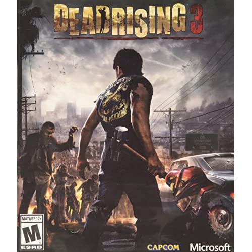 Dead Rising 3 For Xbox One Fighting