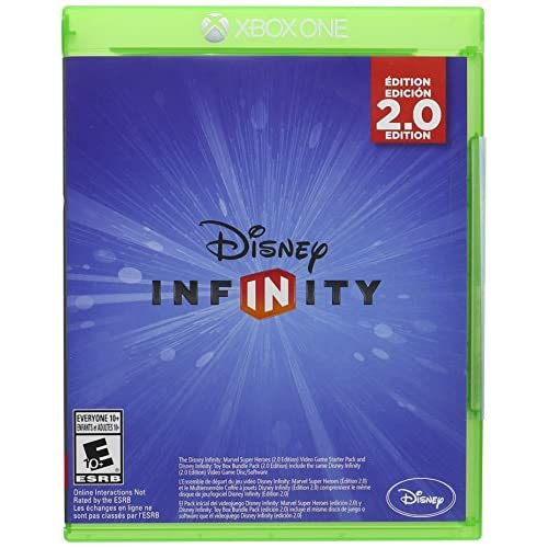 Disney Infinity 2.0 Marvel Super Heroes/toy Box Replacement Game Only For Xbox O