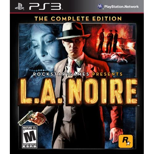 Image 0 of LA Noire: The Complete Edition For PlayStation 3 PS3
