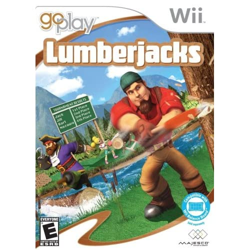 Image 0 of Go Play Lumberjacks For Wii And Wii U