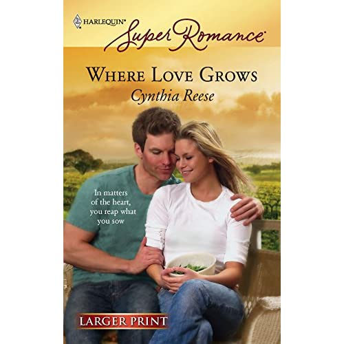Image 0 of Where Love Grows by Cynthia Reese Book