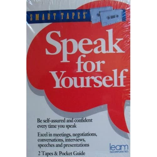 Image 0 of Speak For Yourself By Smart Tapes Smart Tapes Performer On Audio Cassette