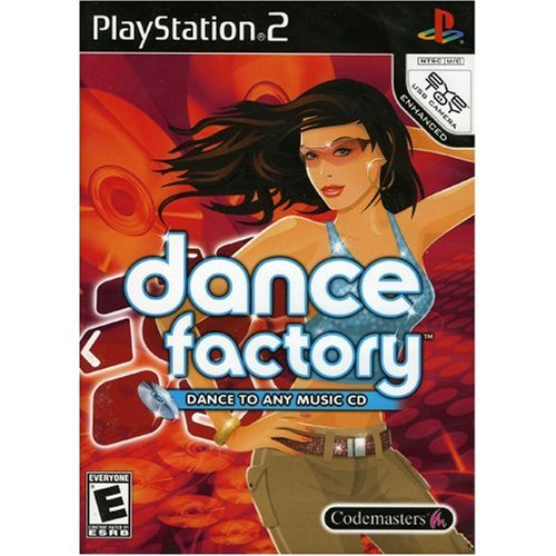 Dance Factory For PlayStation 2 PS2