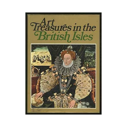 Art Treasures In The British Isles By Hendy Sir Philip Introduction By