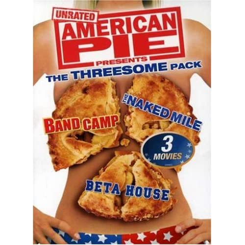 Image 0 of American Pie Presents: The Threesome Pack Band Camp / The Naked Mile / Beta Hous