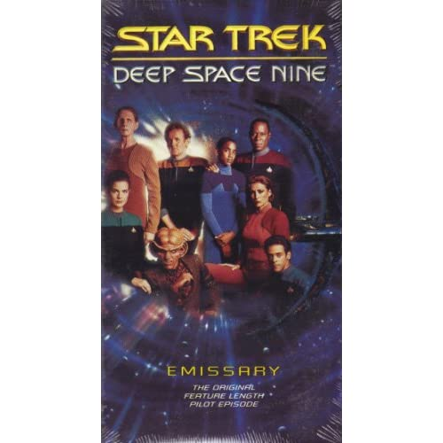Star Trek Deep Space Nine: Emissary The Original Feature Length Pilot