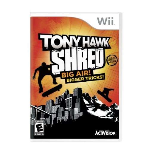 Image 0 of Tony Hawk: Shred Stand-Alone Software For Wii And Wii U