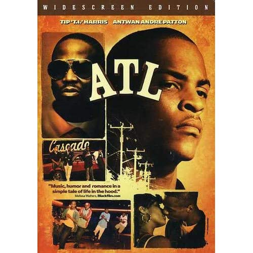 Image 0 of Atl Widescreen Edition On DVD With Tip Harris