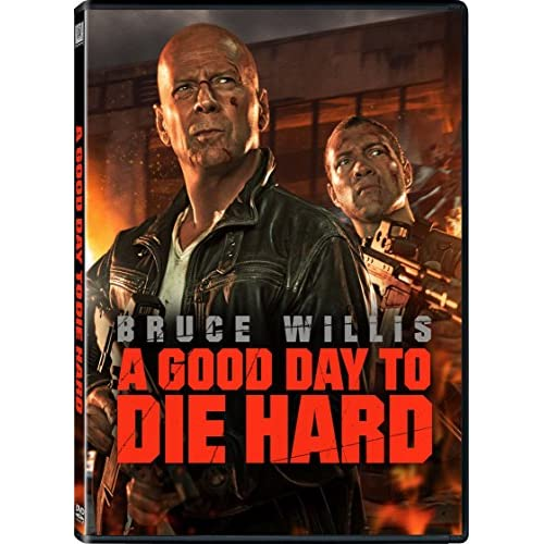 Image 0 of A Good Day To Die Hard On DVD