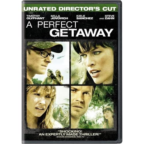 Image 0 of A Perfect Getaway Theatrical/unrated Director's Cut On DVD With Timothy Olyphant
