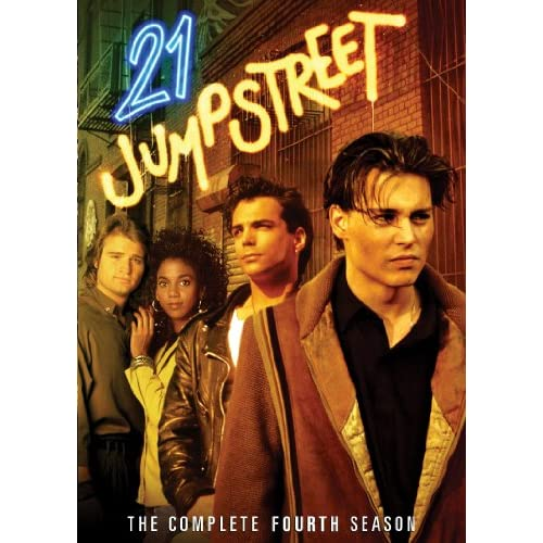 21 Jump Street: Season 4 On DVD With Steven Williams