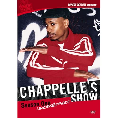 Image 0 of Chappelles SHOW-1ST Season DVD/2 Discs/sensormatic On DVD