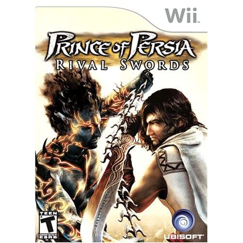Image 0 of Prince Of Persia Rival Swords For Wii And Wii U