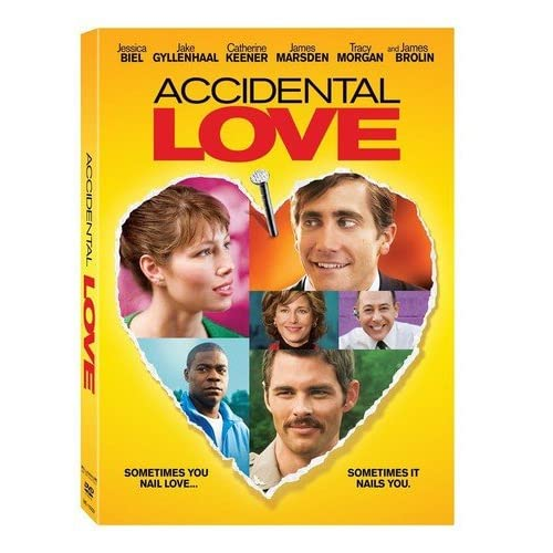 Image 0 of Accidental Love On DVD With Jake Gyllenhaal