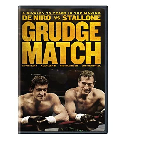 Grudge Match On DVD With Robert De Niro Comedy