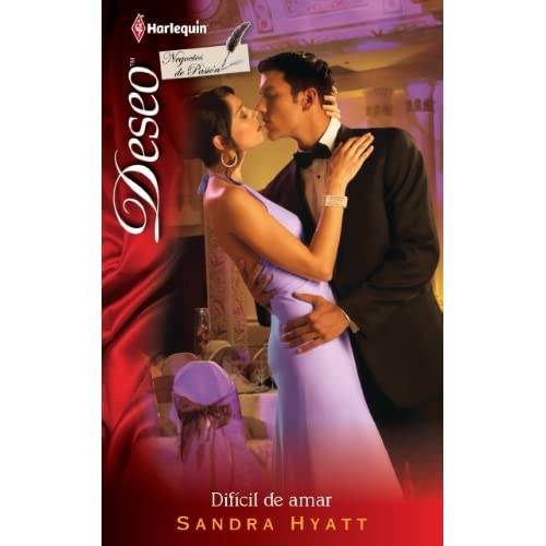 Dificil De Amar: Hard To Love Spanish Edition By Hyatt Sandra Book