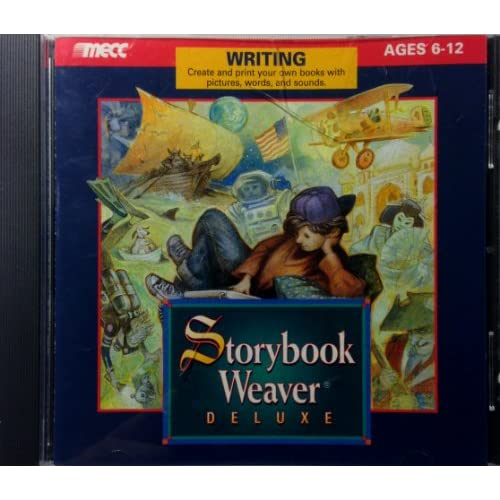 Image 0 of Storyweaver Deluxe Software