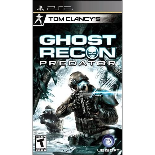 Image 0 of Tom Clancy's Ghost Recon: Predator Sony For PSP UMD Shooter