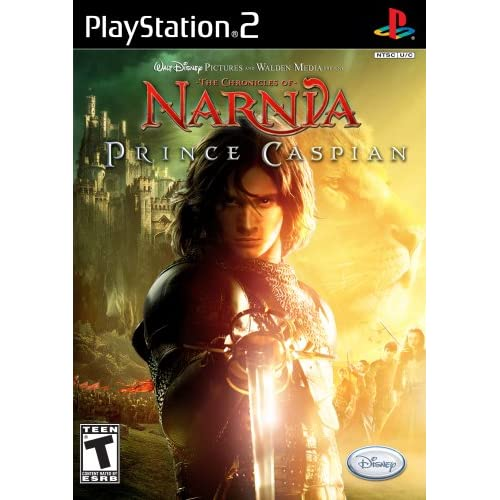 Image 0 of The Chronicles Of Narnia: Prince Caspian For PlayStation 2 PS2 Disney