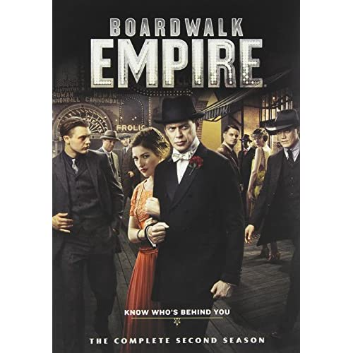 Image 0 of Boardwalk Empire: Complete Second Season On DVD Drama