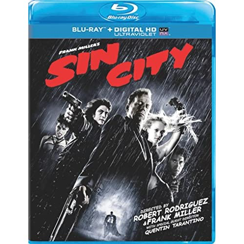 Image 0 of Sin City Blu-Ray On Blu-Ray With Powers Boothe Drama