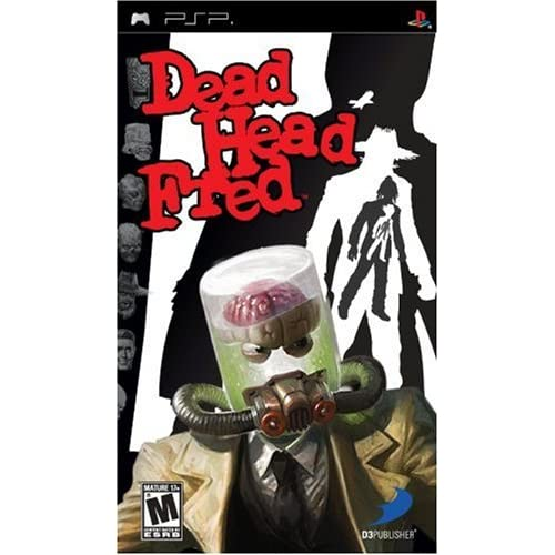 Image 0 of Dead Head Fred Sony For PSP UMD