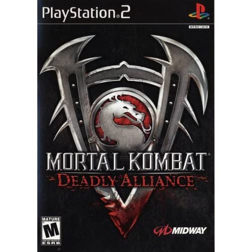 Image 0 of Mortal Kombat: Deadly Alliance For PlayStation 2 PS2 Fighting
