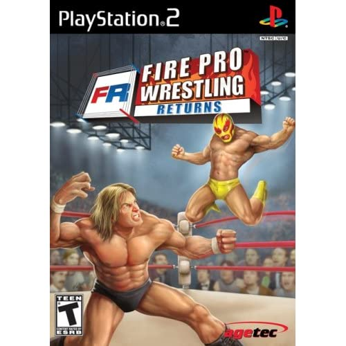Image 0 of Fire Pro Wrestling Returns For PlayStation 2 PS2
