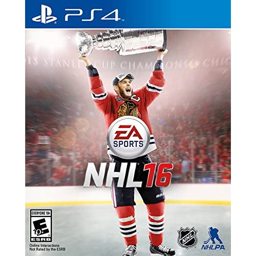 NHL 16 For PlayStation 4 PS4 Hockey