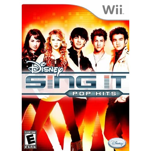 Image 0 of Disney Sing It: Pop Hits Game Only For Wii And Wii U