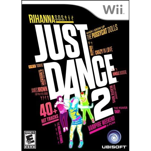 Image 0 of Just Dance 2 Game For Wii And Wii U Music