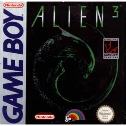 Alien 3 On Gameboy Color Arcade