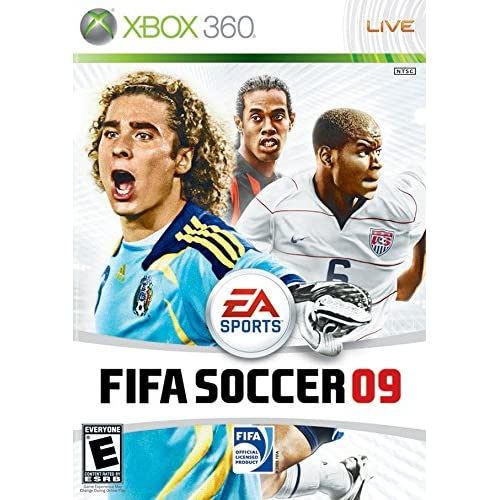 Image 0 of FIFA Soccer 09 For Xbox 360