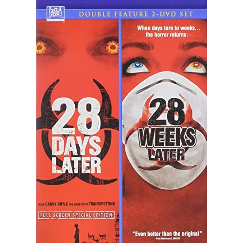 Image 0 of 28 Days Later / 28 Weeks Later Double Feature On DVD