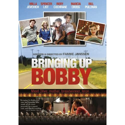 Image 0 of Bringing Up Bobby On DVD With Milla Jovovich Drama