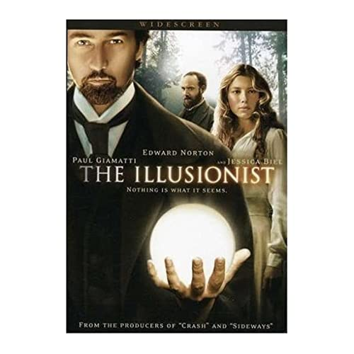 Image 0 of The Illusionist Movie On Blu-Ray