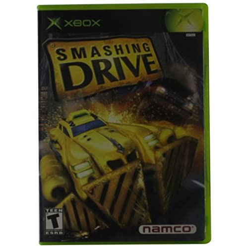 Image 0 of Smashing Drive Xbox For Xbox Original Flight