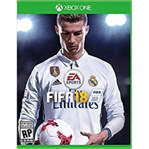 FIFA 18 Standard Edition For Xbox One Soccer