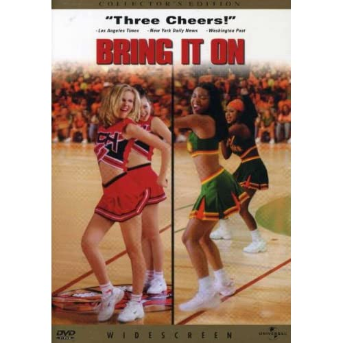 Image 0 of Bring It On Widescreen Edition On DVD With Kirsten Dunst Comedy