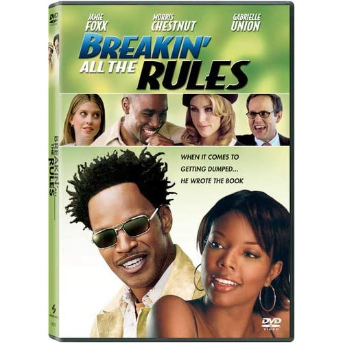 Image 0 of Breakin' All The Rules Special Edition On DVD With Jamie Foxx Comedy