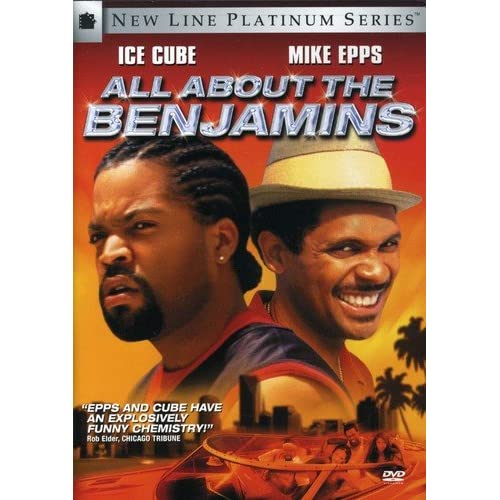 Image 0 of All About The Benjamins New Line Platinum Series On DVD With Beres Julianne Come
