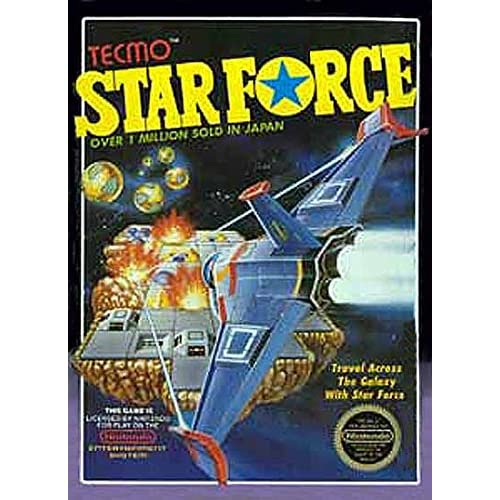 Image 0 of Star Force Nintendo NES For Nintendo NES Vintage Shooter