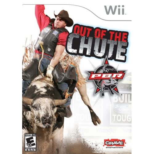 Image 0 of Pbr: Out Of The Chute For Wii