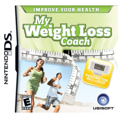 Image 0 of My Weight Loss Coach For Nintendo DS DSi 3DS 2DS
