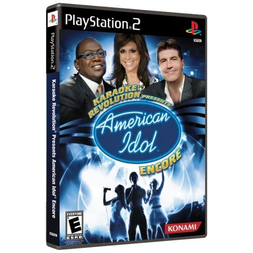 Image 0 of Karaoke Revolution Presents: American Idol Encore For PlayStation 2 PS2
