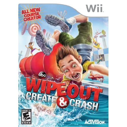 Image 0 of Wipeout: Create And Crash For Wii