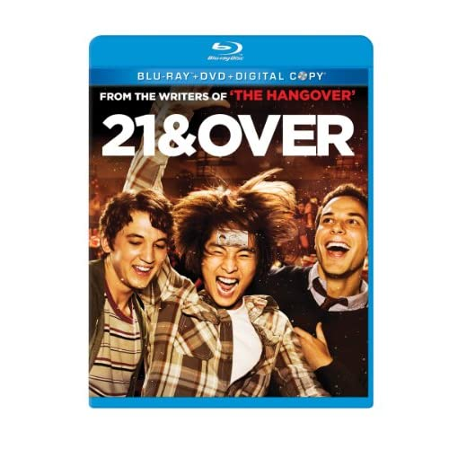 Image 0 of 21 And Over Blu-Ray/dvd Combo Pack On Blu-Ray With Miles Teller Comedy