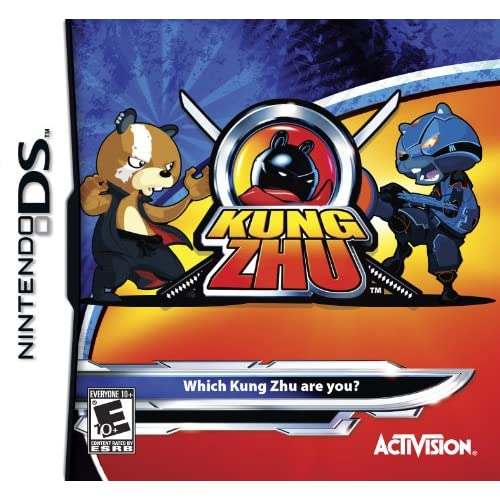 Image 0 of Kung Zhu For Nintendo DS DSi 3DS 2DS